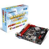 BIOSTAR Motherboard Socket LGA1155 [H61MLV3] - Motherboard Intel Socket LGA1155